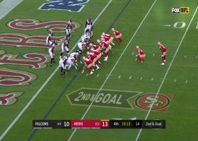 Kyle Juszczyk caps great sequence with first TD of 2019