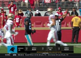 Panthers vs. 49ers highlights | Week 8