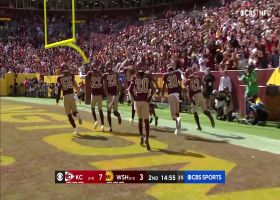 Tyreek Hill's drop turns into interception for second straight game