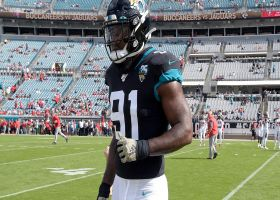 Pelissero: Ngakoue parts ways with his agent, still seeks trade