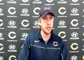 Nick Foles reacts to Bears' Week 7 loss