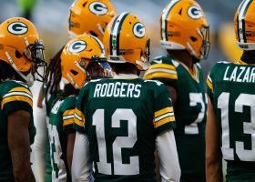 Garafolo: Rodgers told Packers' 2021 free agents he wouldn't be returning to team