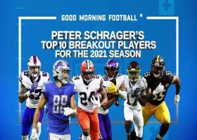 Peter Schrager's Top 10 breakout players for the '21 season