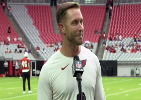 Kliff Kingsbury: I expect a 'big step' from Kyler Murray in Year 3