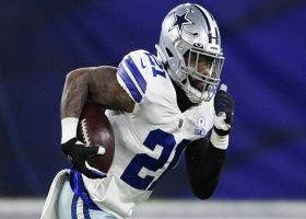 Rapoport: Ezekiel Elliott a surprise inactive vs. 49ers