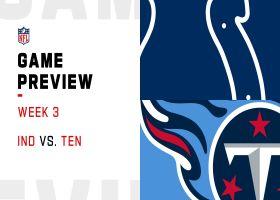 Colts vs. Titans preview   Week 3