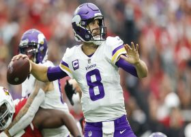 Can't-Miss Play: Gus Johnson goes berserk on Cousins' launch-codes TD