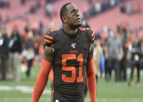 Garafolo: Browns 'very nervous' about LB Mack Wilson's injury