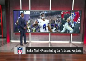 'NFL Total Access' crew gives out Week 6 game balls