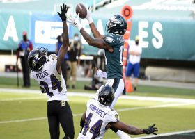 Kimmi Chex's Top 4 fantasy waiver-wire targets for Week 7