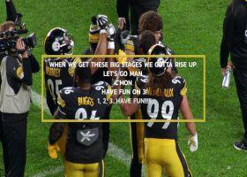 Mic'd Up: Steelers DT Cam Heyward