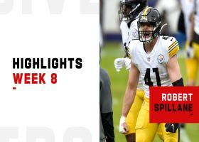 Steelers' game-changing defensive plays in rivalry win | Week 8