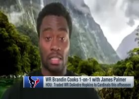Cooks: Experience with Pats has been 'helpful' learning O'Brien's offense