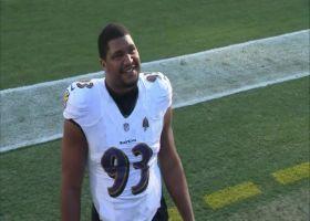 Calais Campbell explains how Ravens neutralized Derrick Henry