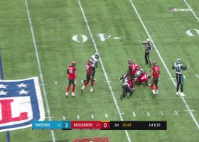 Gerald McCoy swarms Jameis Winston for sack vs. former team