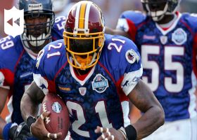 Sean Taylor's epic hit on Brian Moorman in 2007 Pro Bowl   NFL Throwback