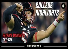 NFL Throwback: Patrick Mahomes Texas Tech highlights
