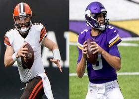 Frelund: Why Mayfield, Cousins could be at risk of being benched