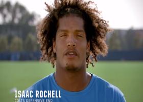 NFL Mental Health & Wellness Series | Isaac Rochell