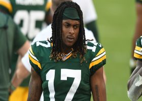 Wyche: Davante Adams trending towards not playing on 'TNF' but there's a 'small chance'