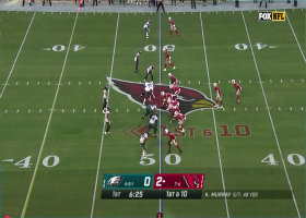 Kyler Murray hits Maxx Williams for huge 42-yard catch and run