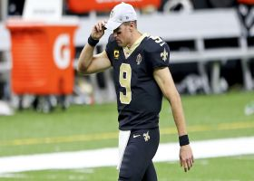 Garafolo: Saints don't intend to place Brees on IR