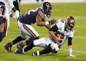 Khalil Mack makes his second sack of the night look easy