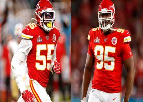 Palmer: Chiefs aiming to cement legacy as one of best pass-rush duos ever