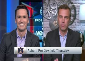 Daniel Jeremiah shares takeaways from Auburn's pro day