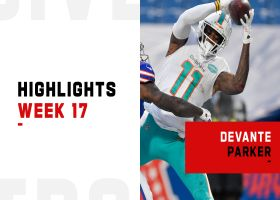 Every DeVante Parker catch from 116-yard game | Week 17