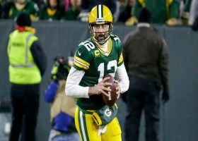 Rodgers has ICE in his veins on clutch third-down dime to Adams