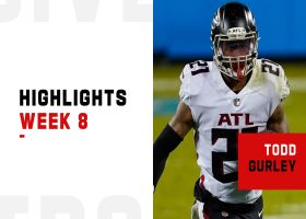 Atlanta's best plays on the ground from 'TNF' win   Week 8