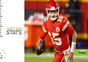 Next Gen Stats: Browns-Chiefs Divisional Round preview