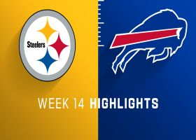 Steelers vs. Bills highlights | Week 14
