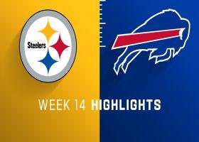 Steelers vs. Bills highlights | Week 14